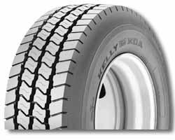 Armorsteel KDA Tires